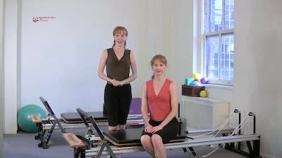 Knee Stretches Series 4 by Pilates on Fifth