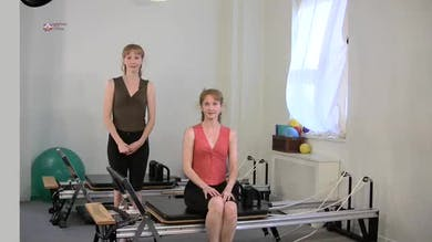 Leg Pull Front by Pilates on Fifth