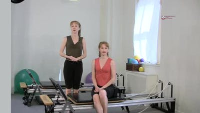 Long Back Stretch 2 by Pilates on Fifth