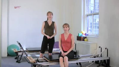 Long Spine 2 by Pilates on Fifth