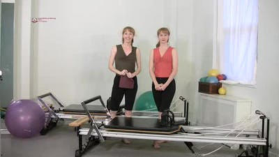 Long Stretch Challenge One Leg by Pilates on Fifth