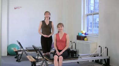 Shoulder Bridge 2 by Pilates on Fifth