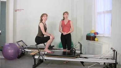 Tendon Stretch Series by Pilates on Fifth