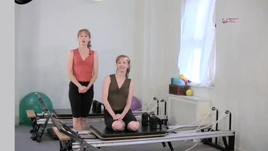 Thigh Stretch 2 by Pilates on Fifth
