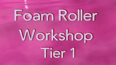 Instant Access to PAI's Foam Roller Workshop: Tier 1 by Pilates on Fifth, powered by Intelivideo