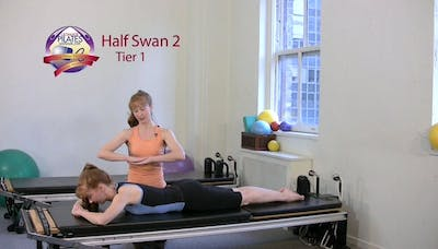 Instant Access to Half Swan 2 by Pilates on Fifth, powered by Intelivideo