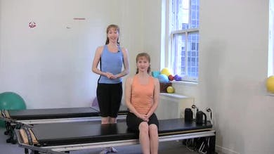 Heel Squeeze by Pilates on Fifth