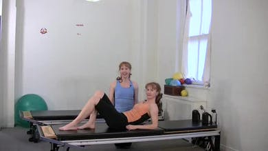 Hip Rolls by Pilates on Fifth