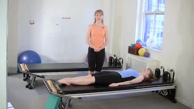 One Leg Circle by Pilates on Fifth
