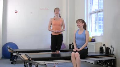 Roll Over Hip Lift by Pilates on Fifth