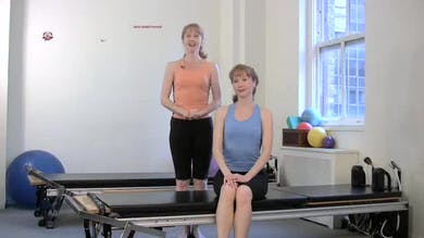 Spine Stretch Forward by Pilates on Fifth