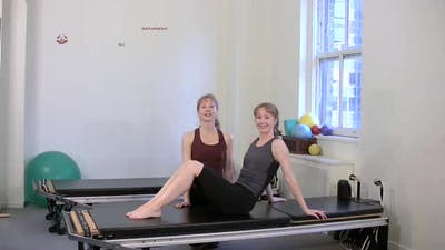 Instant Access to Half Curl Half Arch by Pilates on Fifth, powered by Intelivideo