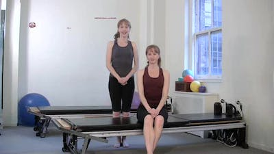 Instant Access to Half Roll Down with Breath by Pilates on Fifth, powered by Intelivideo