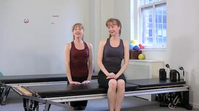Neck Pull 1 by Pilates on Fifth