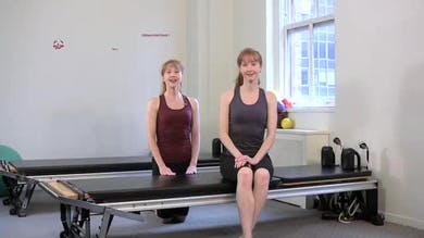Obliques Roll Down 1 by Pilates on Fifth
