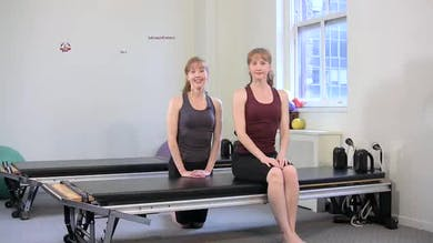 Side Leg Lift Series 2 Circles by Pilates on Fifth