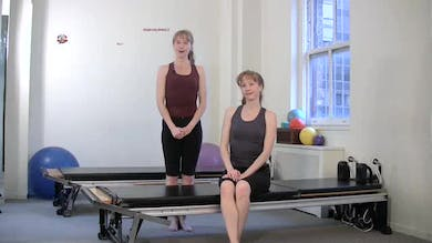 Single Leg Stretch 2 by Pilates on Fifth