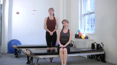 Toe Taps 2 by Pilates on Fifth