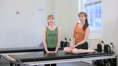Double Leg Kick by Pilates on Fifth