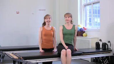 Double Leg Stretch by Pilates on Fifth