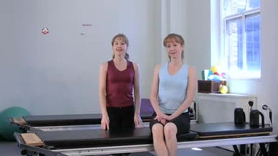 Hip Twist 2 by Pilates on Fifth