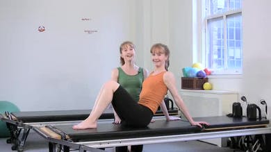 Hip Twist TickTock CanCan by Pilates on Fifth