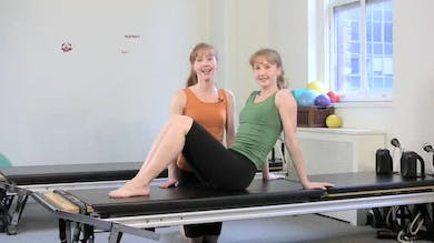 Neck Pull 2 by Pilates on Fifth
