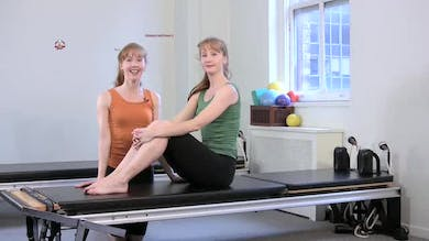 Obliques Roll Down 2 by Pilates on Fifth