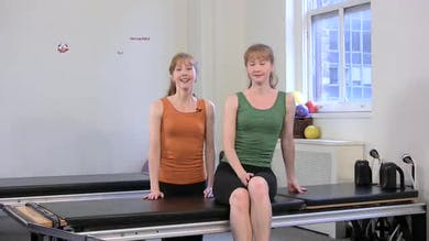 One Leg Kick 2 by Pilates on Fifth