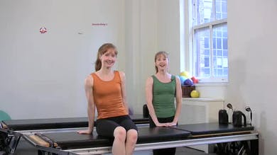 Shoulder Bridge 3 by Pilates on Fifth