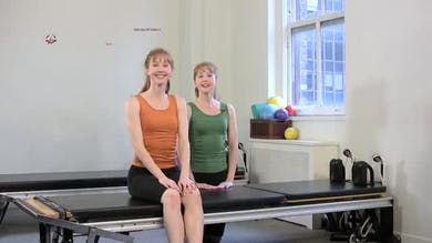 Side Leg Lift Series 3 Banana by Pilates on Fifth