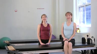 Slow Double Leg Stretch by Pilates on Fifth
