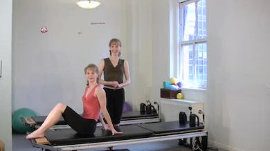 Scissors in the Air by Pilates on Fifth