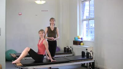 Instant Access to Scissors in the Air by Pilates on Fifth, powered by Intelivideo