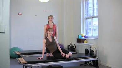 Side Bend with Twist by Pilates on Fifth
