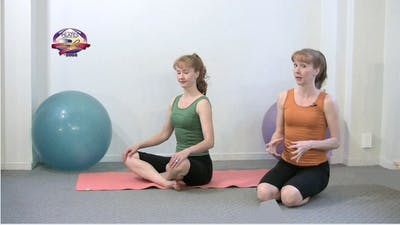 Pilates Technique:  Breathing & Abdominal Use by Pilates on Fifth