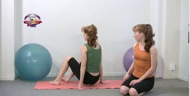 Shoulders & Scaplula by Pilates on Fifth