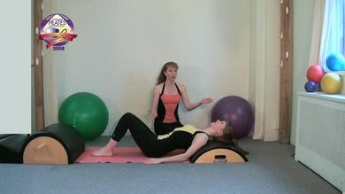 Arc Barrel/ Spine Corrector Set-Up and Safety Video by Pilates on Fifth