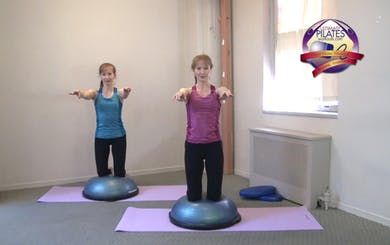 BoSu Workout for the Pelvic Floor by Pilates on Fifth