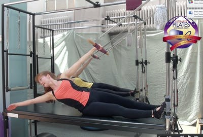 Cadillac for Flat Abs and Lean Limbs by Pilates on Fifth
