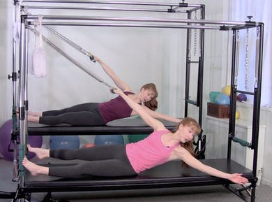 Total Body Toning Cadillac Workout by Pilates on Fifth
