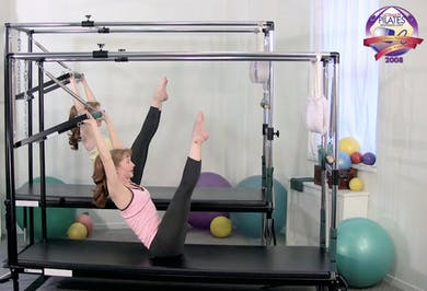 Lithe and Lean! Cadillac Workout by Pilates on Fifth