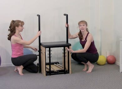 Chair Set-Up and Safety Video by Pilates on Fifth