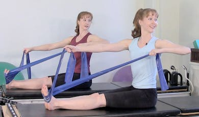 Tighten & Tone with the Stretch Band by Pilates on Fifth