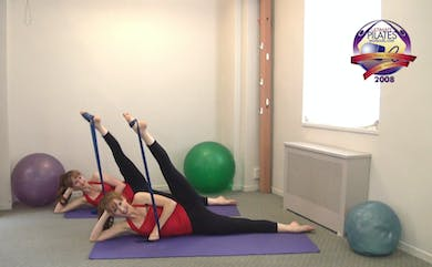 Stellar Stems Workout by Pilates on Fifth