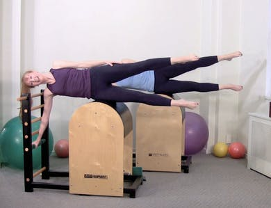 Abs, Core and More! by Pilates on Fifth