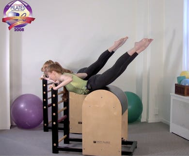 Ten Minute Total Body Workout 2 by Pilates on Fifth