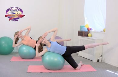 Get on the Ball! by Pilates on Fifth