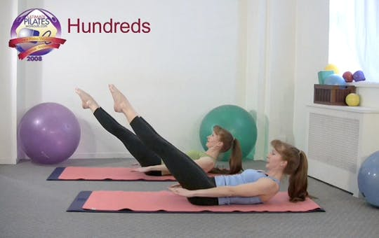Instant Access to Perfect Pilates Warm Up by Pilates on Fifth, powered by Intelivideo