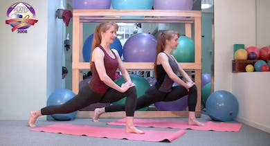 Post Workout Stretch Sequence by Pilates on Fifth
